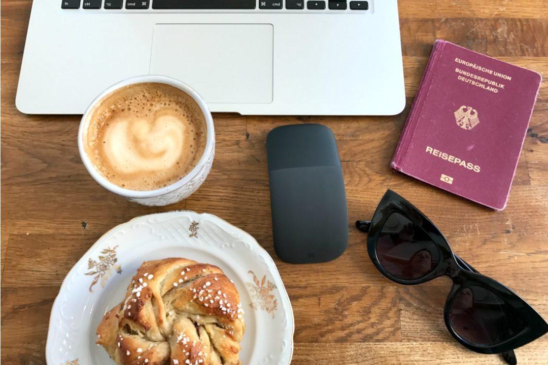 Arbeiten & Reisen: Tipps & Tricks für unterwegs