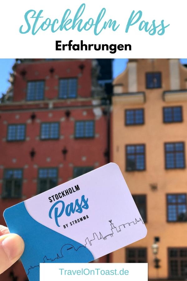 Stockholm Pass Erfahrungen: Lohnt er sich? Die City Card bietet kostenlosen Eintritt zu mehr als 60 Sehenswürdigkeiten, Stadtführungen sowie Boots- und Bustouren. Darunter sind Top Highlights wie das Vasa Museum, Stockholmer Schloss, Skyview, Skansen und Gröna Lund. #Stockholm #StockholmPass #Schweden #Städtereisen #Citytrip