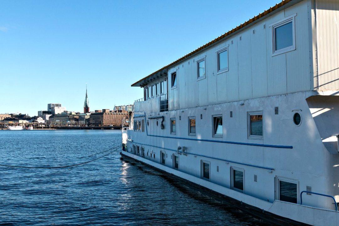 Hotelschiff Stockholm: beim Zentrum, schön & günstig