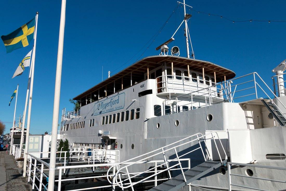 Hotelschiff Stockholm