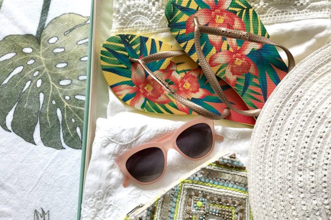 Packliste Sommerurlaub für Frauen - zum Ausdrucken & Abhaken