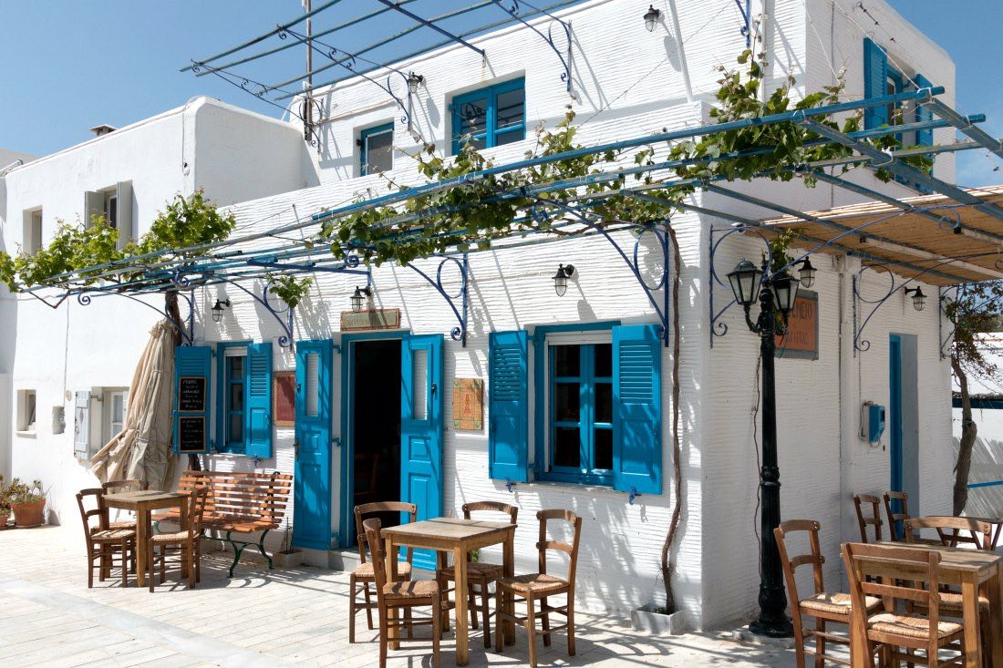 Paros: Trauminsel in Griechenland