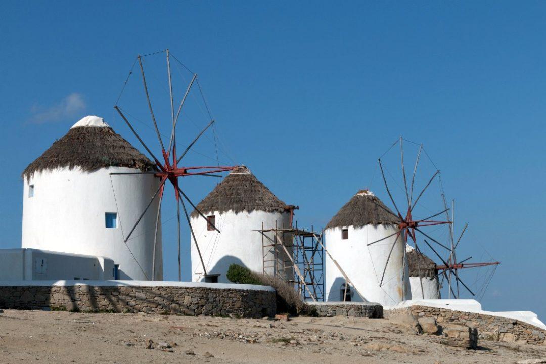 Mykonos Urlaub in Griechenland
