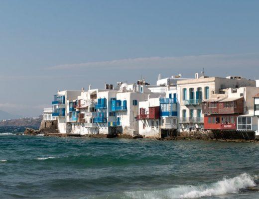 Inselhopping Griechenland: Tipps, Route & Kosten für's Kykladen Inselhüpfen