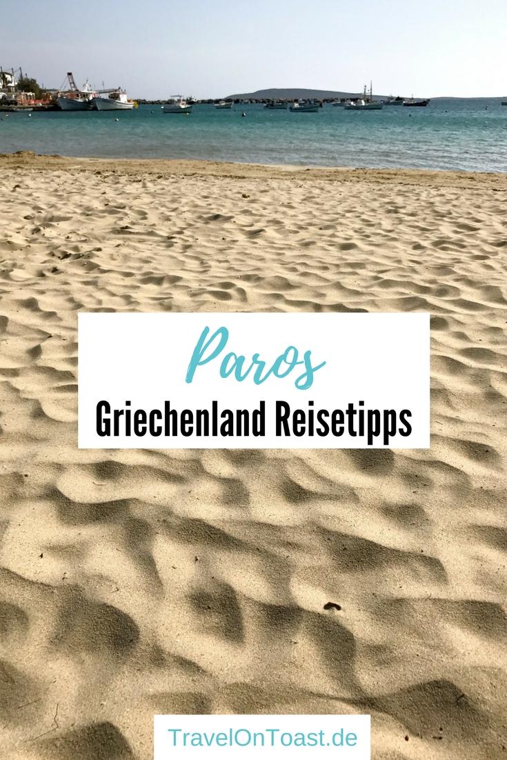 Griechenland: Paros besuchten wir bei unserem Kykladen Inselhüpfen. Im Artikel findet ihr für euren Paros Urlaub die schönsten Orte, Sehenswürdigkeiten, Strände, Cafés und Restaurants. Die besten Reisetipps für Parikia, Naoussa, Lefkes und Aliki. #Paros #Kykladen #Griechenland #Inselhopping #Parikia #Naoussa #Lefkes #Aliki