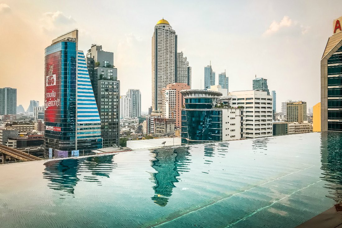 Eastin Bangkok Pool