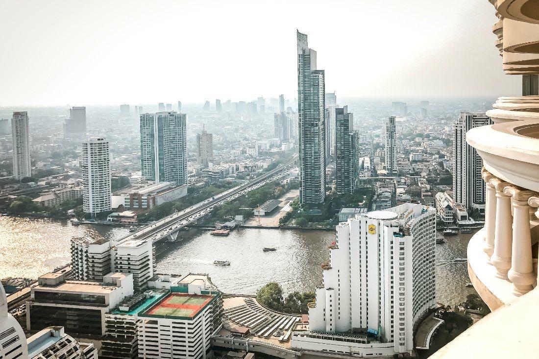 Lebua Bangkok Hotel Tipps