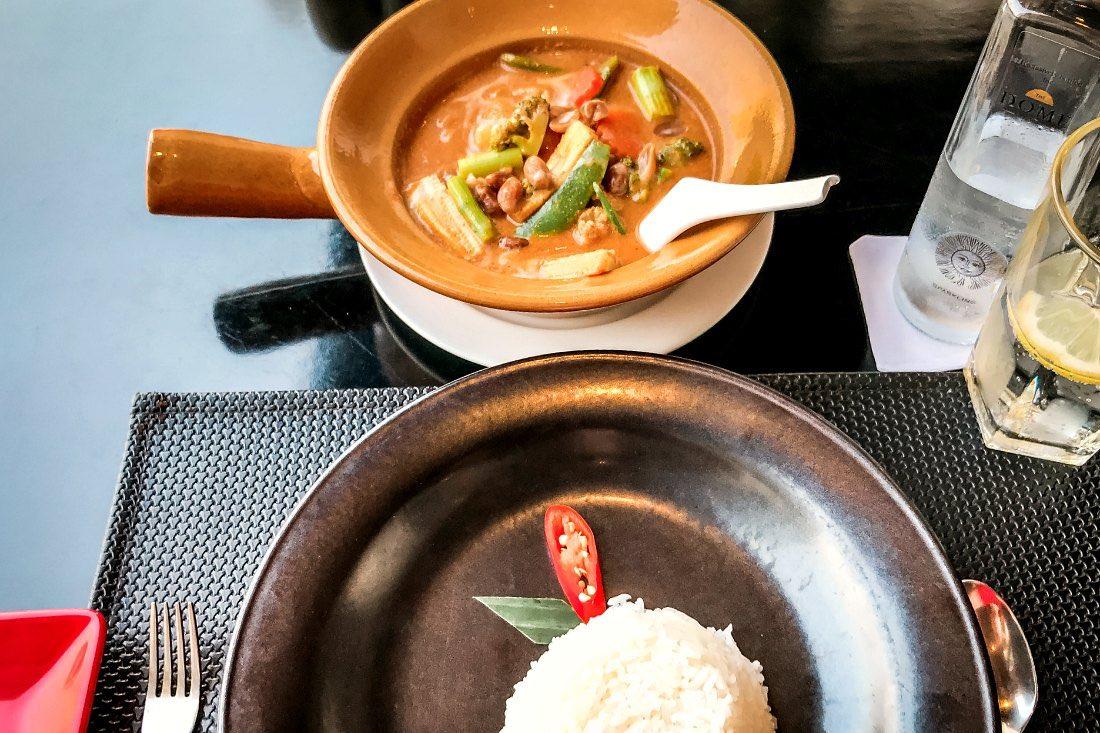 Lebua Hotels Bangkok Essen