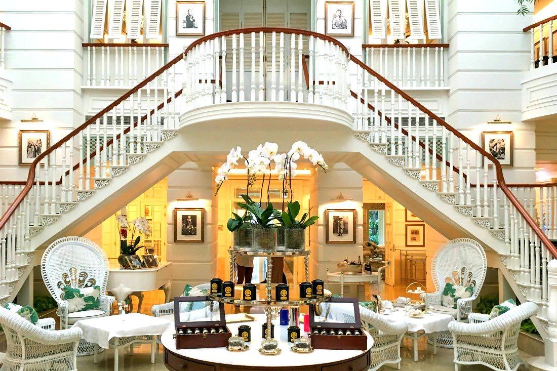 Mandarin Oriental Hotels in Bangkok