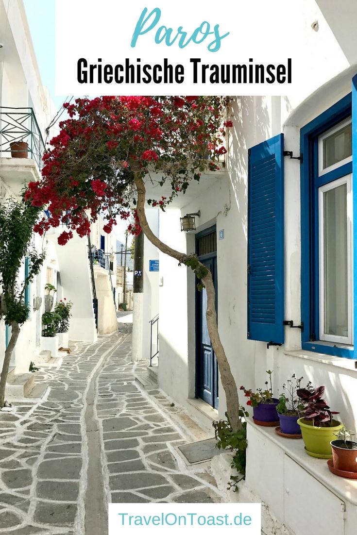 Die besten Paros Tipps für das wunderschöne Paros Griechenland: Sehenswürdigkeiten, Paros Strände, Cafés und Restaurants. Für euren Griechenland Urlaub und Inselhopping Griechenland! #Paros #Kykladen #Griechenland