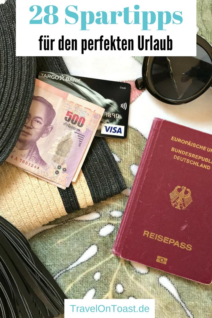 """(Werbung) Die besten """"Günstig reisen Tipps"""": Wie ihr auch mit wenig Geld Urlaub machen könnt! Im Artikel geht es etwa um die schönsten Urlaubsziele für wenig Geld, günstige Flüge, preiswerte Unterkünfte, Kreditkarte, Versicherungen und Mietwagen. #Urlaub #Reise #Spartipps #Sparen"""