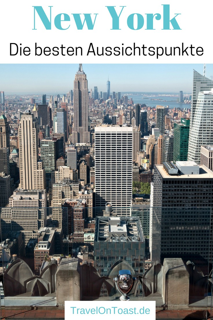 New York City Aussichtsplattformen: Besser Top of the Rock oder One World Observatory? Alle Infos und die besten Tipps zu den Aussichtspunkten - wie Lage, Höhe, Preis für die Tickets, Wartezeit und Instagramspots. #NewYork #NewYorkCity #Manhattan #TopoftheRock #RockefellerCenter #OneWorldObservatory #OneWorldTradeCenter #USA #Fernreise #Reise #Reisen #Urlaub #Instagramspots #Reisefotografie #Reiseblog #Reiseblogger