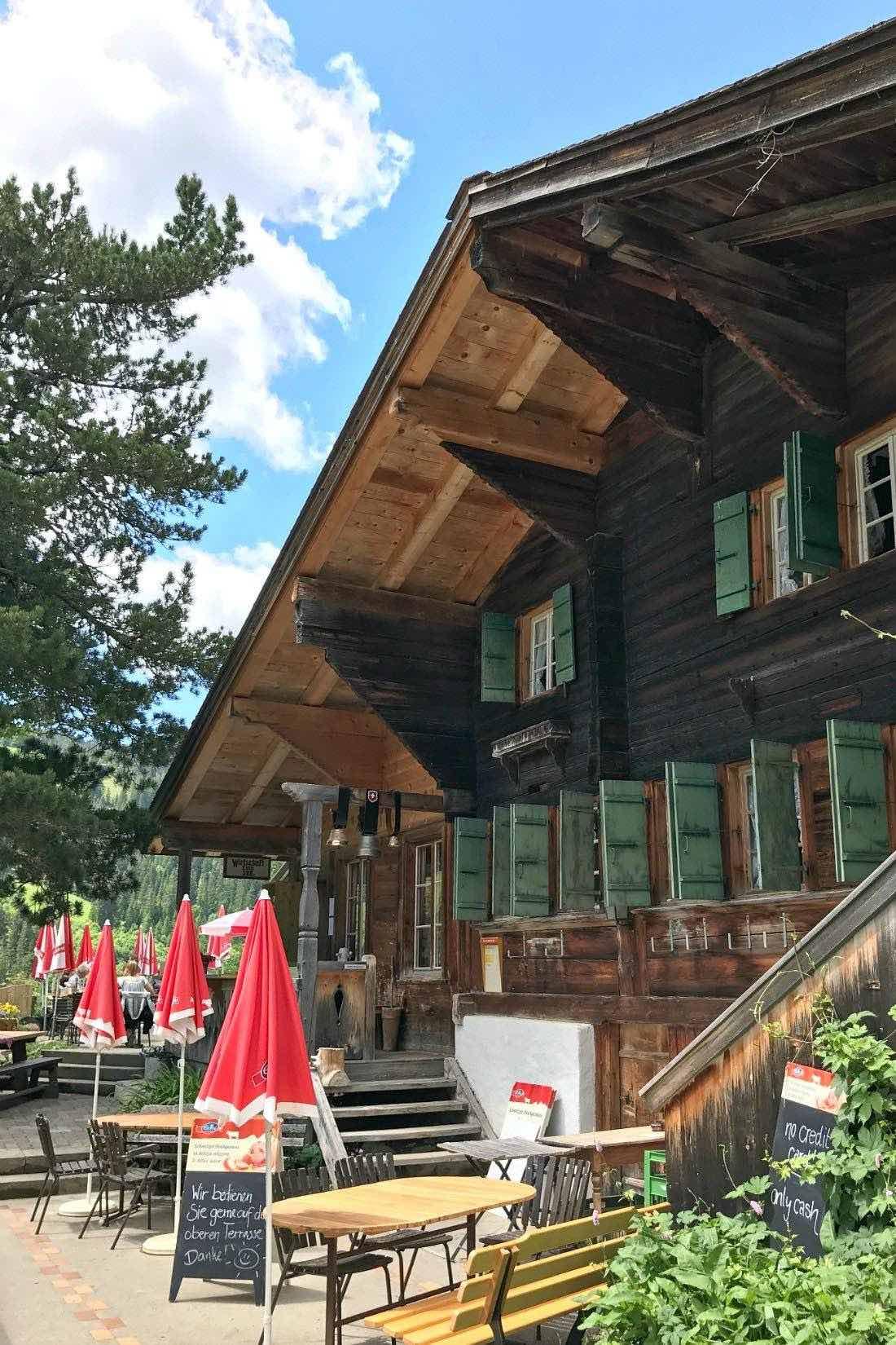 Restaurant Lauenensee
