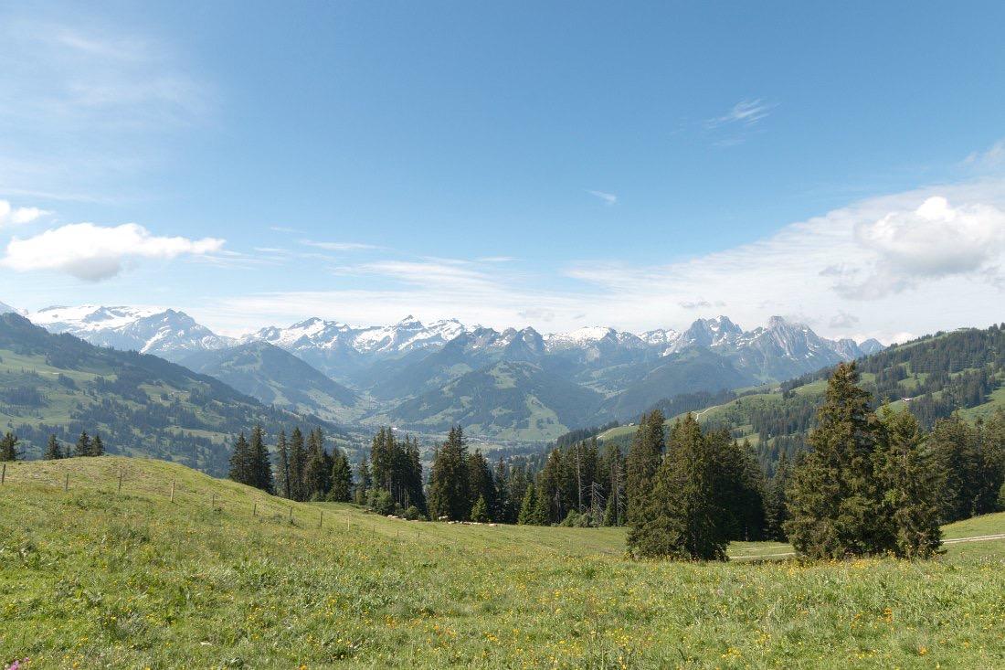 Gstaad und Umgebung