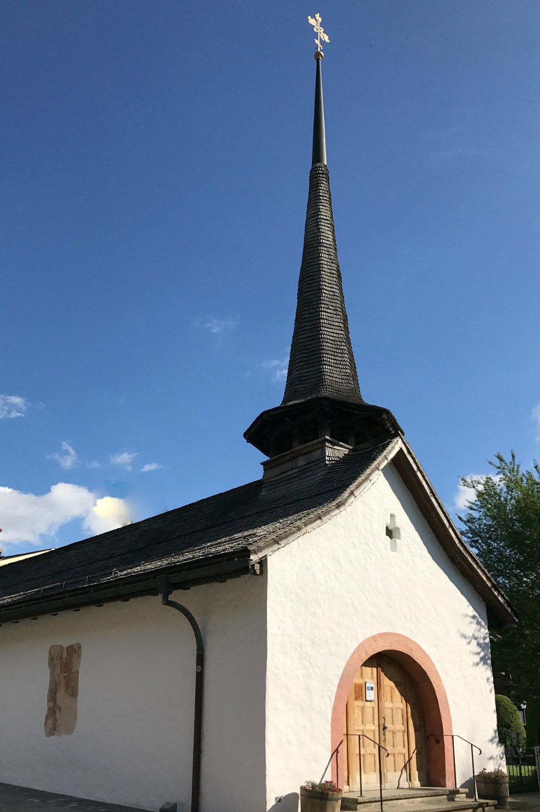 Nikolauskapelle in Gstaad
