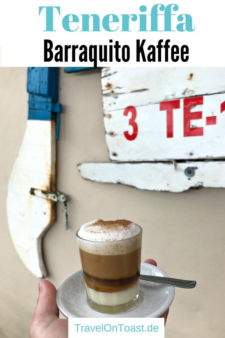 (Werbung) Spanien: Teneriffa ist die größte der Kanareninseln, Puerto de la Cruz ist der Hauptanziehungspunkt an der Nordküste. Im Artikel findet ihr einen tollen Hotel Tipp und die 7 besten Teneriffa Sehenswürdigkeiten und Highlights in der Umgebung. Dazu gehören Restaurants und Cafés, in denen ihr etwa die Kaffeespezialität Barraquito bekommt. #Spanien #Teneriffa #Kanaren #Urlaub #Reise #Reisen