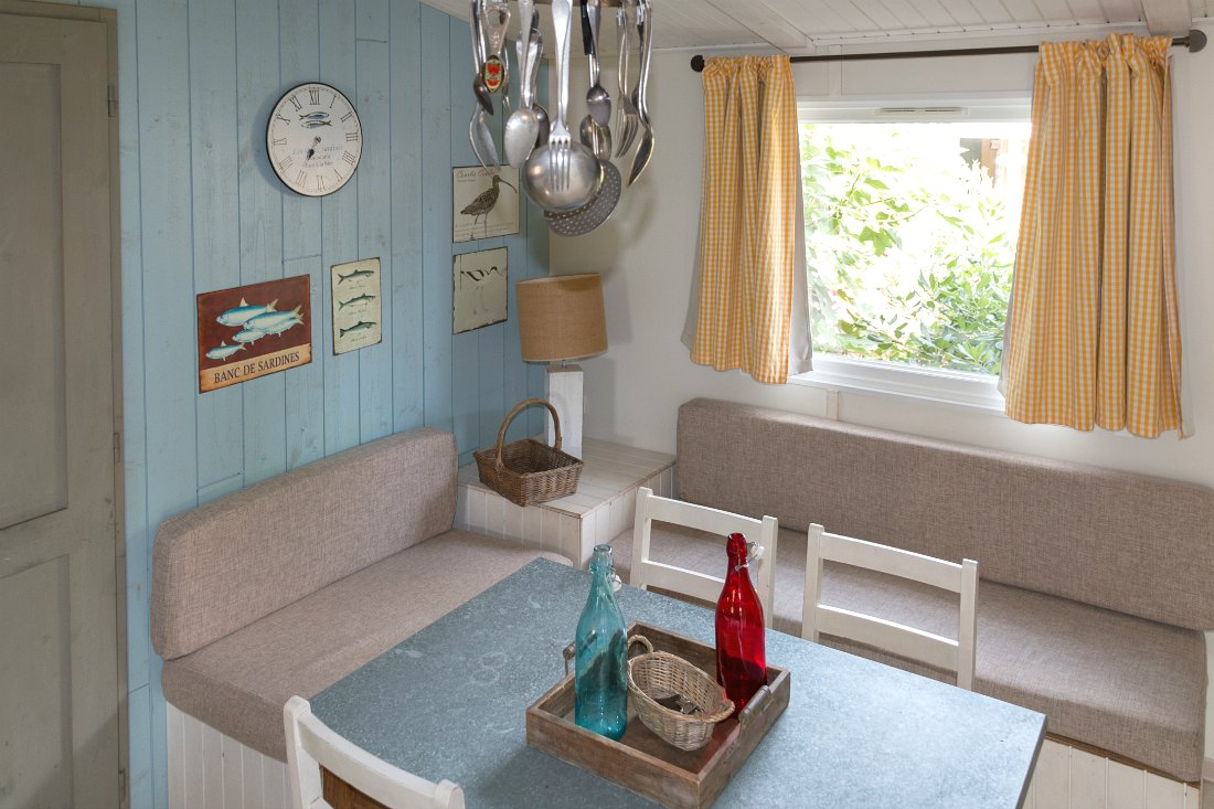 5 Sterne Camping in Südfrankreich Yelloh Village Le Serignan Plage