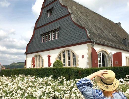 Naheregion in Rheinland-Pfalz Genusswochenende mit Wein