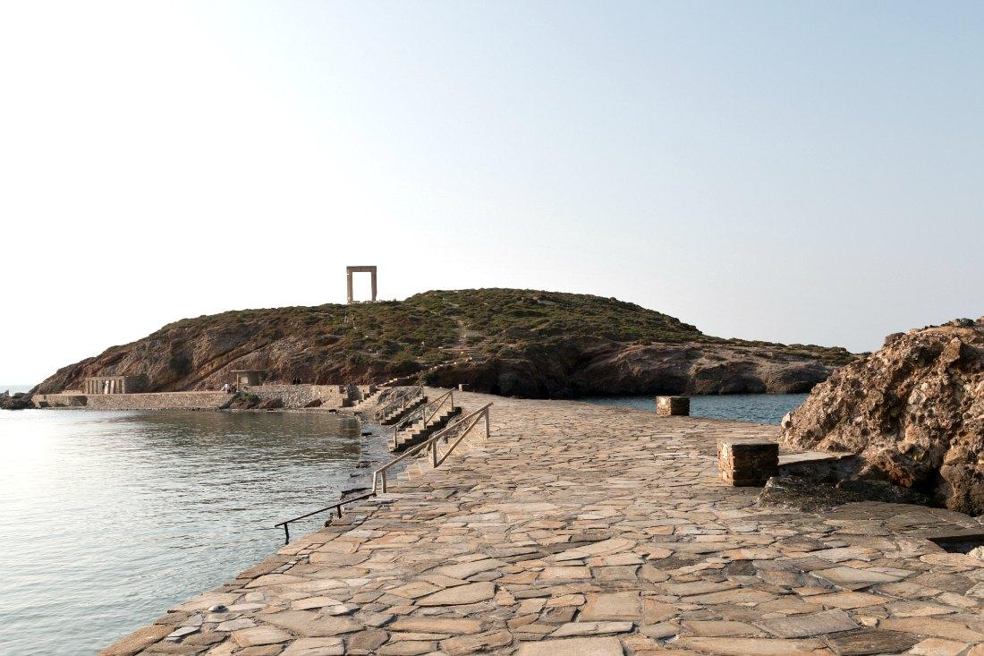 Portara von Naxos