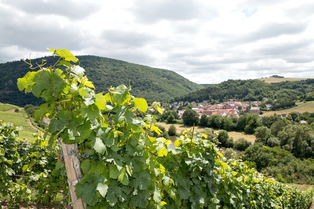 Naheregion in Rheinland-Pfalz