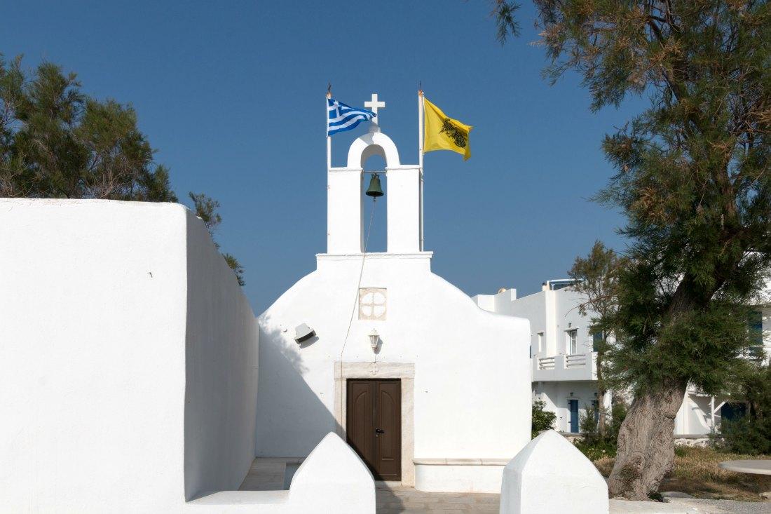 Wind auf Naxos