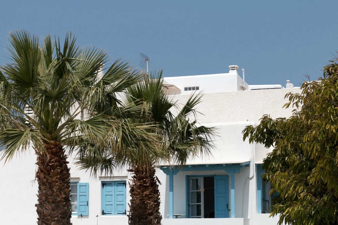 Naxos in Griechenland