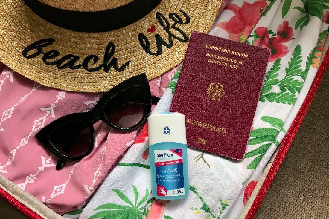 Urlaub nur mit Handgepäck
