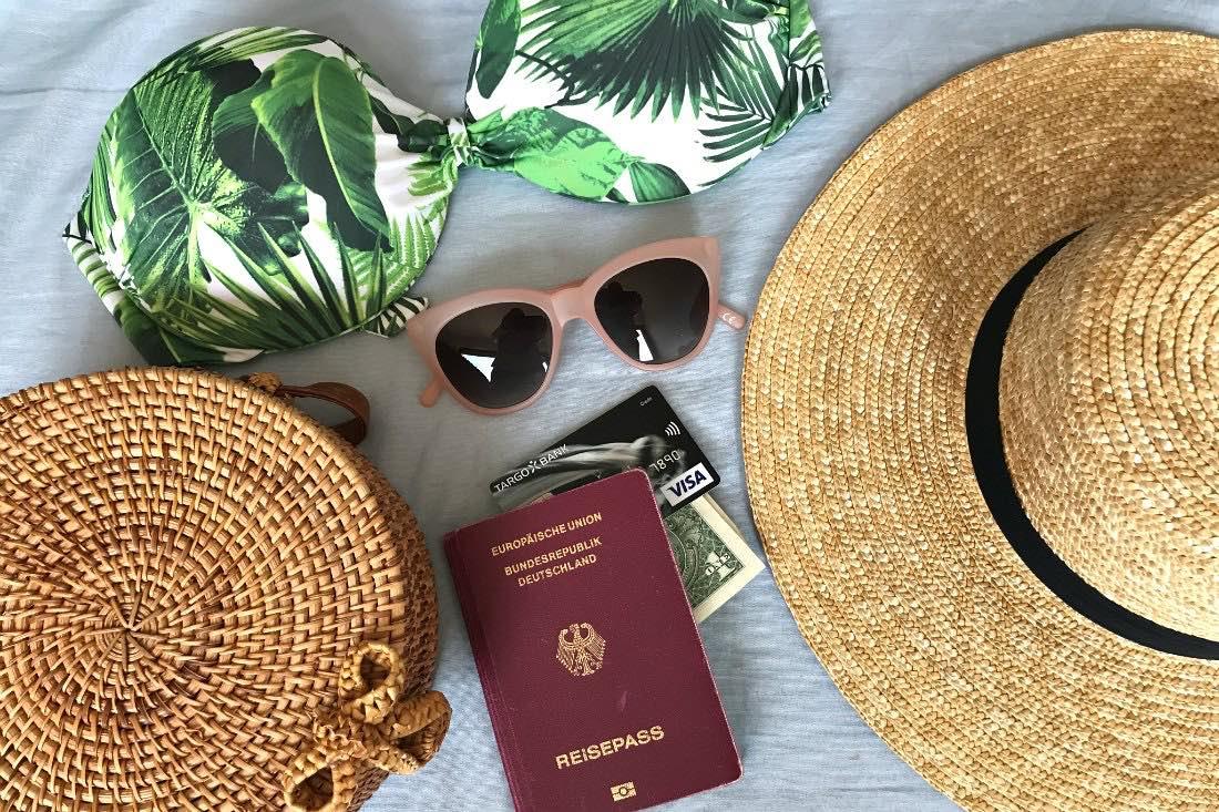 Reisepannen - Reisepass ist weg
