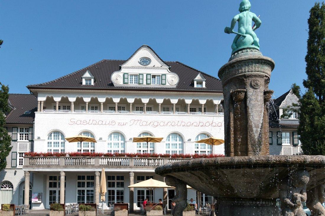 Mintrops Stadthotel Margarethenhöhe
