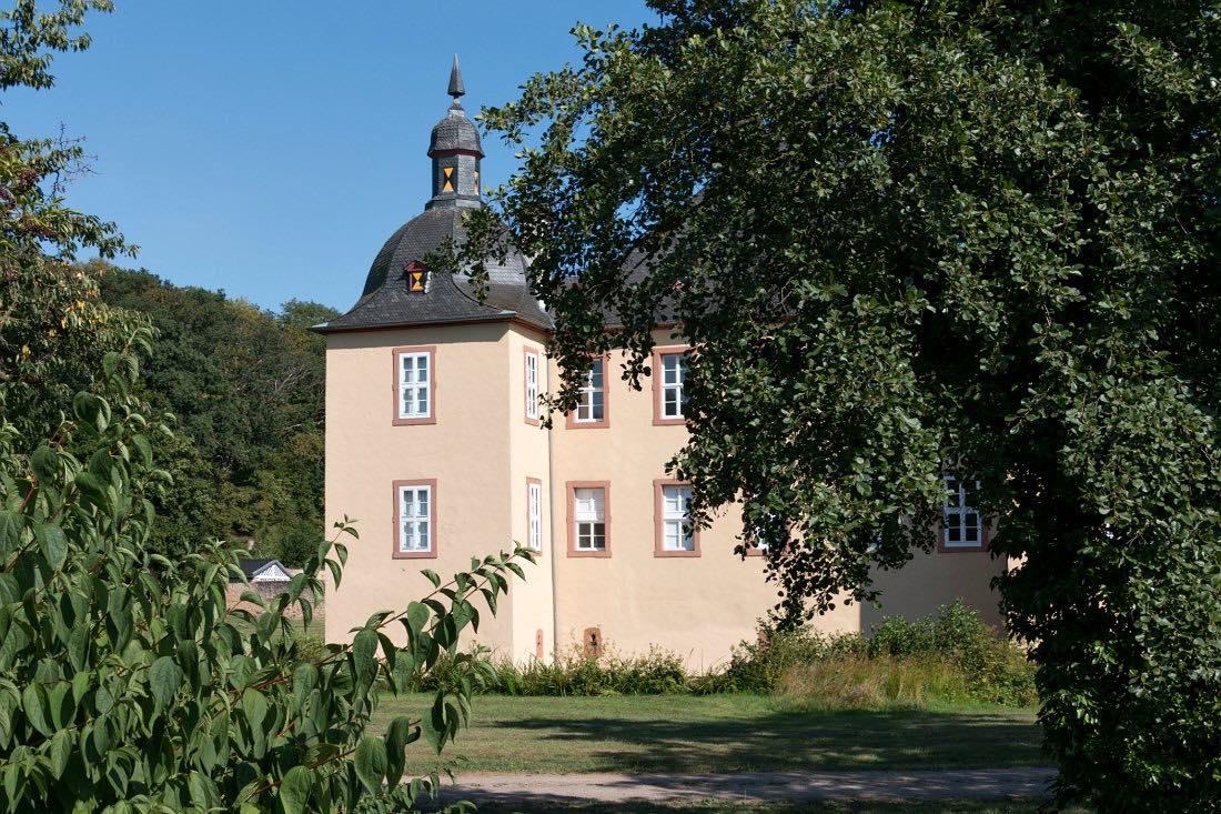 Schloss Eicks in der Eifel