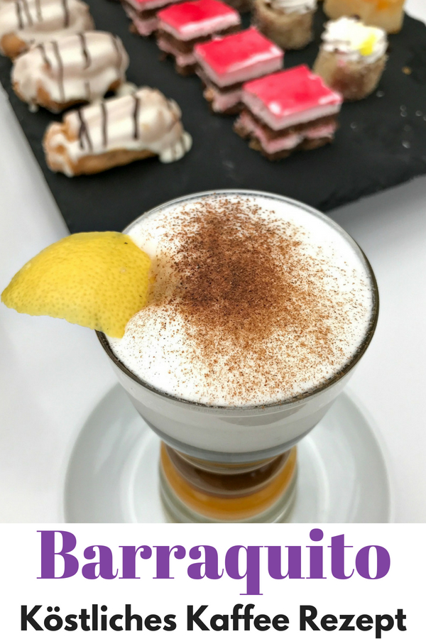 #Barraquito #Rezept #Kaffee #Teneriffa #Kanaren #Spanien