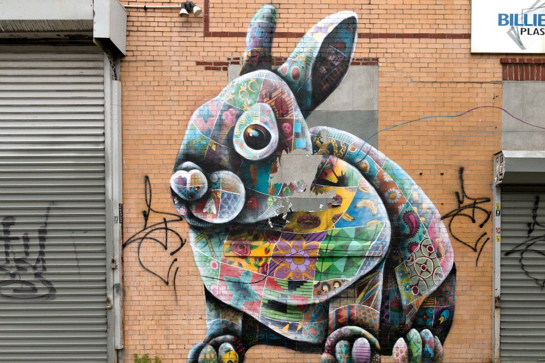 New York Streetart Tour