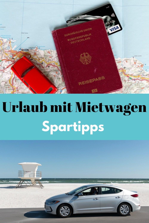 (Werbung) 7 Roadtrip Spartipps: Günstiger Urlaub mit Mietwagen oder Reise mit dem eigenen Auto #TargobankReise #Roadtrip #Urlaub #Reise #Reisen #Reiseblog #Reiseblogger
