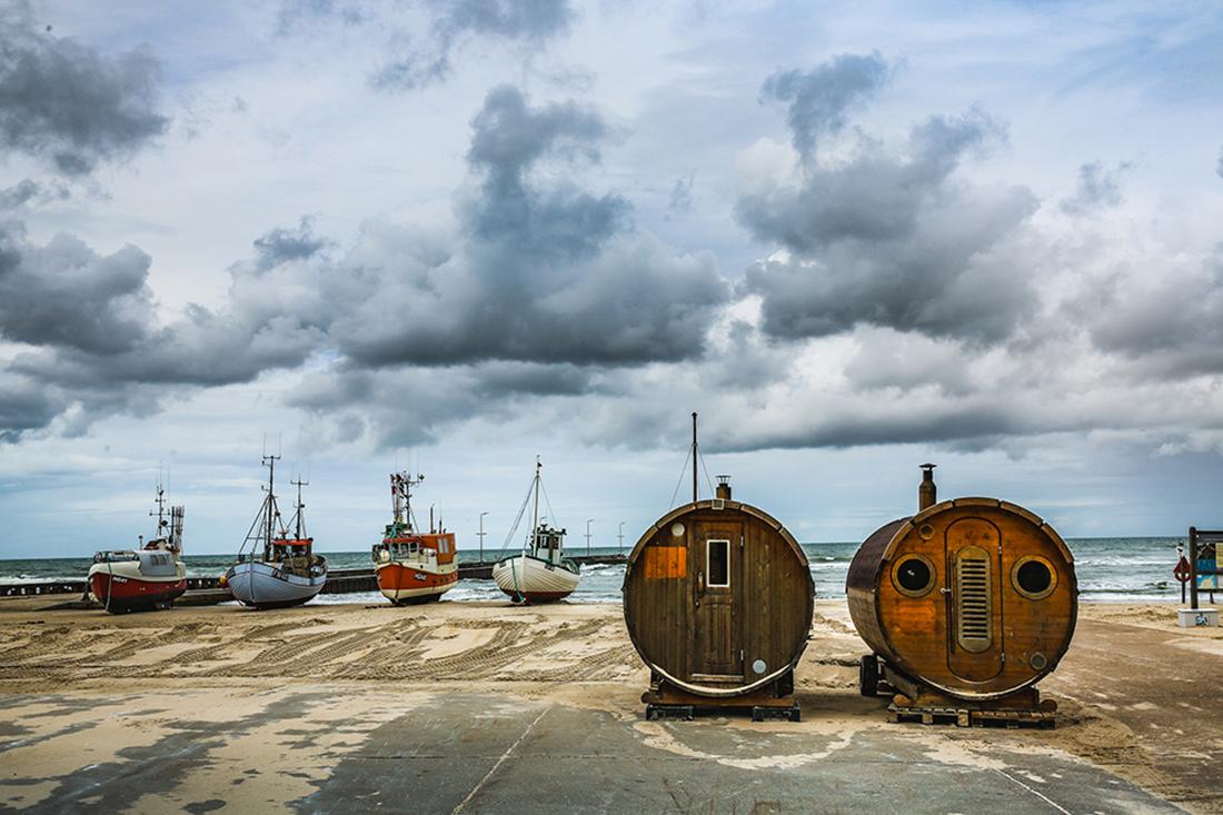 Dänische Nordsee Roadtrip