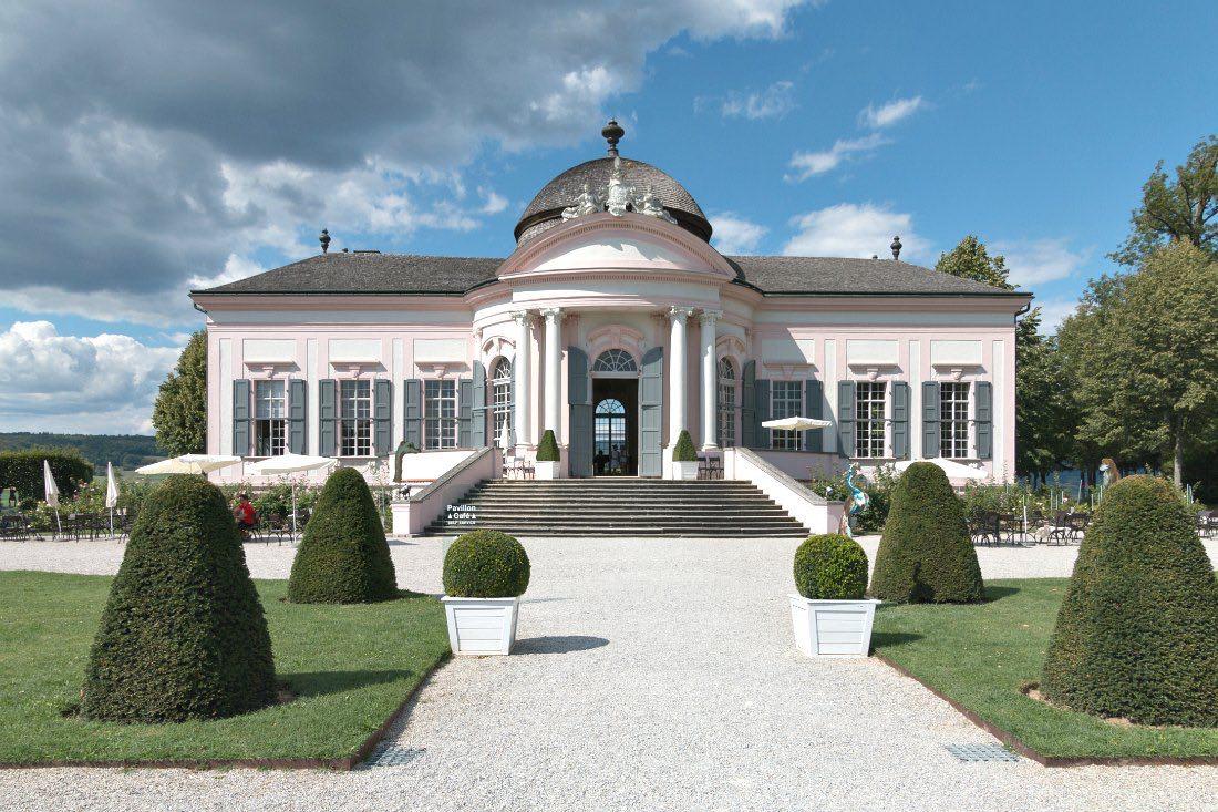 Gartenpavillon Stift Melk