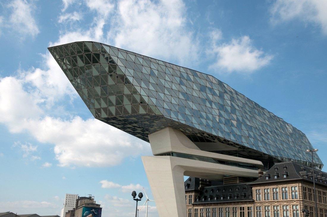 Hafenhaus Antwerpen