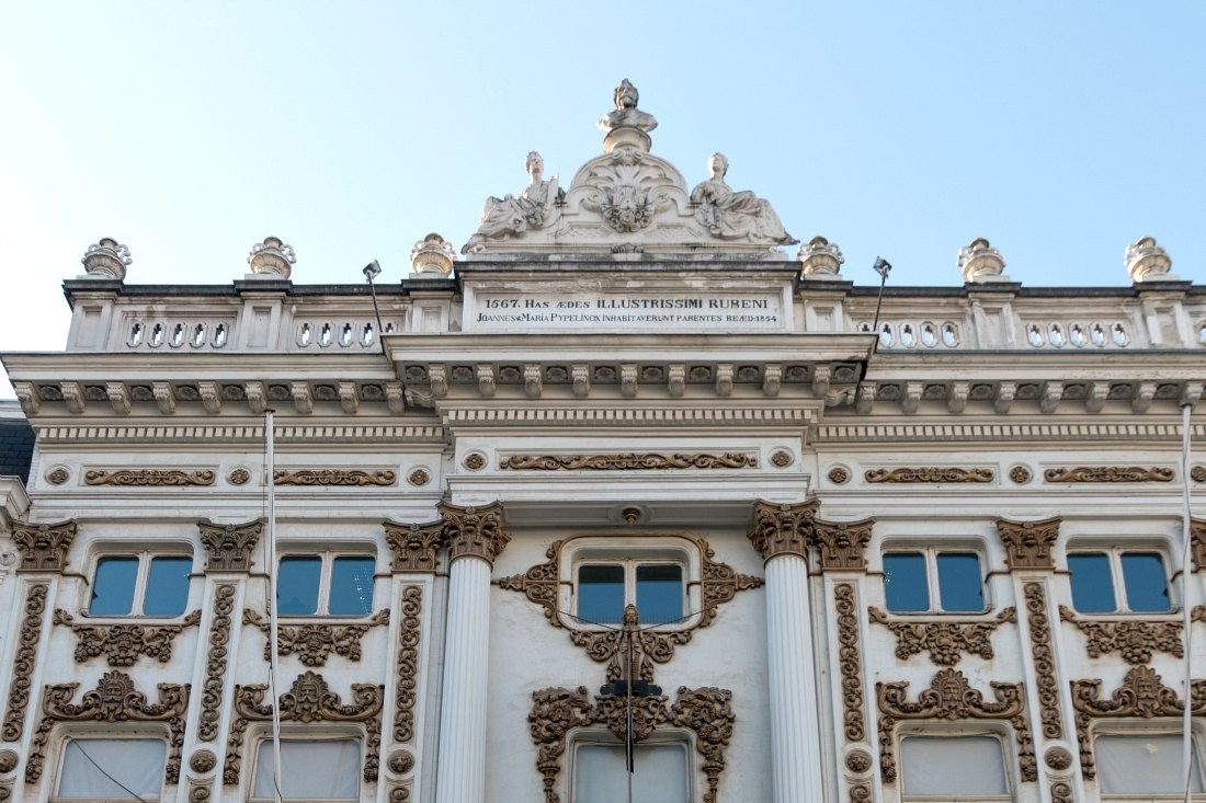 StadtpalastPaleis op de Meir