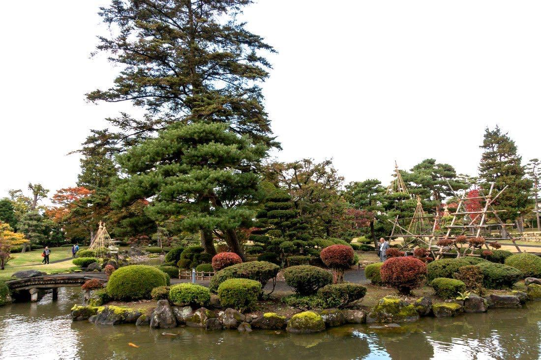 Fujita Memorial Gardenin Nordjapan