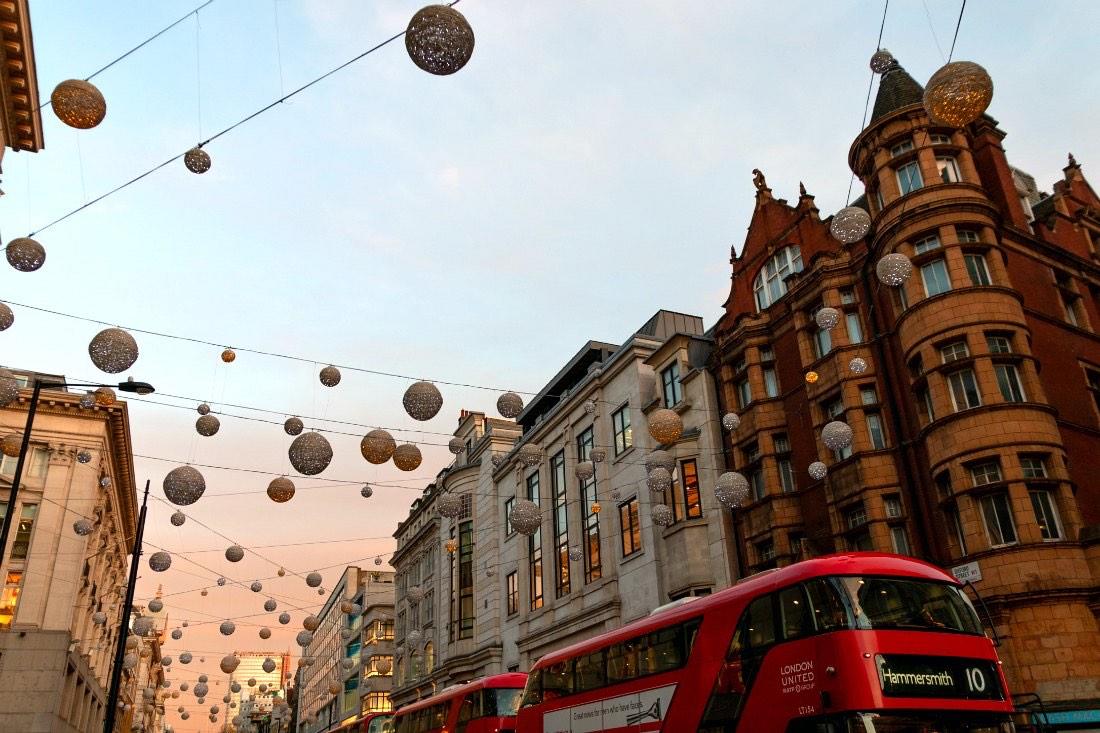 Weihnachten in London