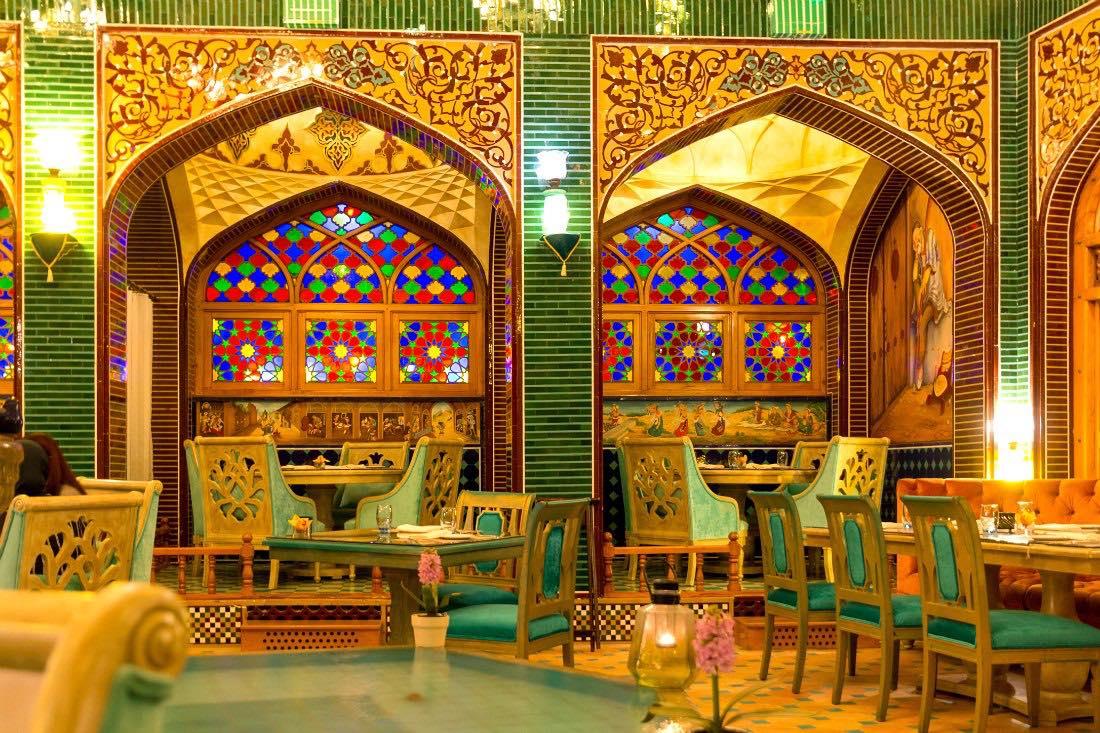 Parisa Restaurant Doha Katar