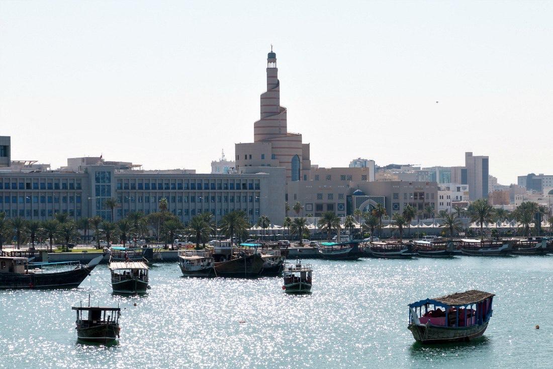 Doha auf eigene Faust