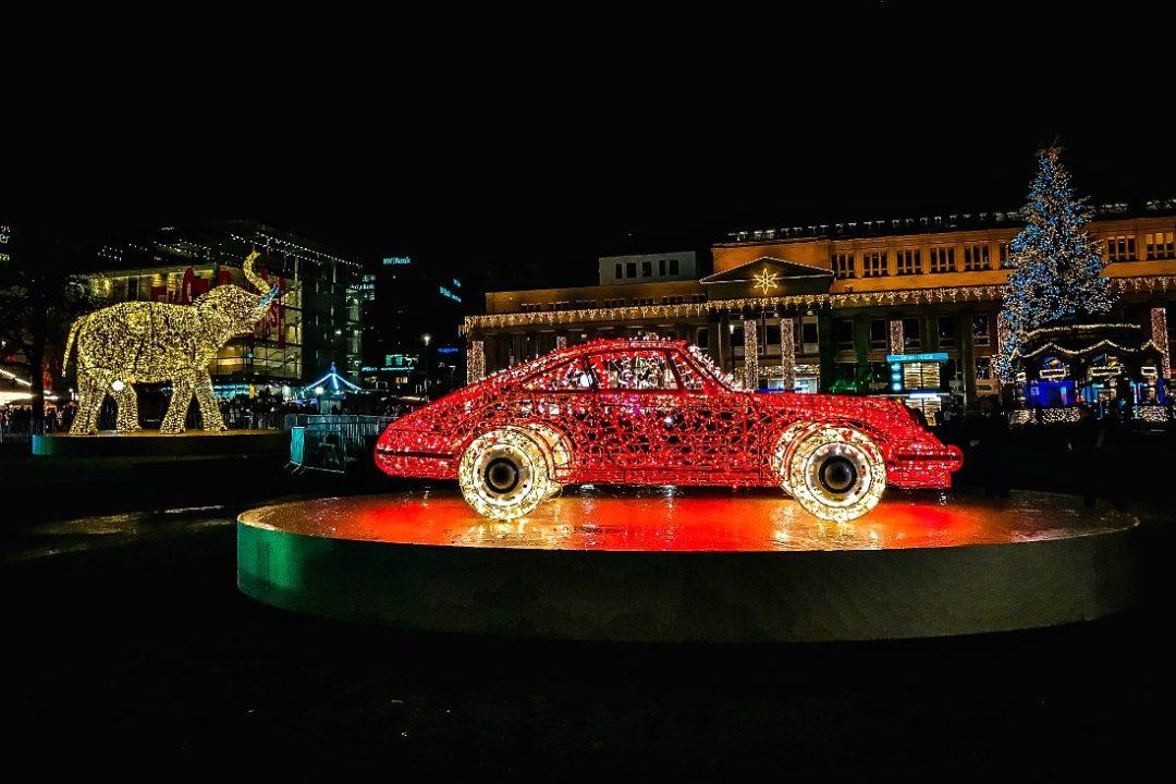 Stuttgart Sehenswürdigkeiten: Die 11 schönsten Winter Tipps
