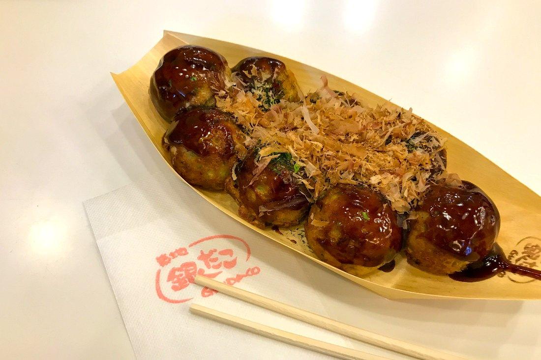 Essen in Tokio