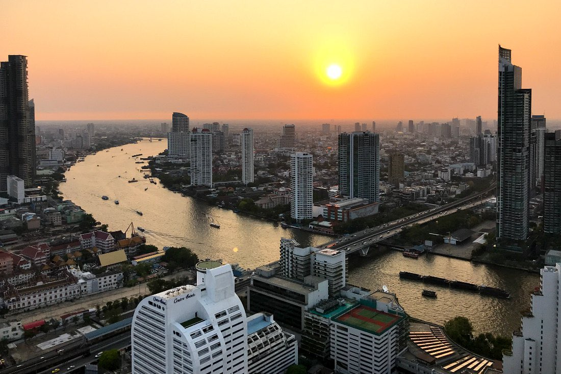Bangkok Hotel Tipps Lebua