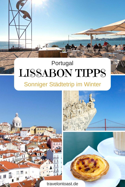 Hol dir die besten Lissabon Tipps für den Portugal Urlaub im Winter, plus rund 30 Lissabon Bilder zu Sehenswürdigkeiten in Lissabon und Sintra. Dazu einen Zeit- und Kostenplan für deine Lissabon Reise. / Städte Europa / Städte Trip / Städtetrip Europa / Städtereise Europa / Kurzurlaub / Kurztrip Ideen / Urlaub im Winter / Urlaub im November / Urlaub im Dezember #Lissabon #Portugal #Urlaub #Reisen