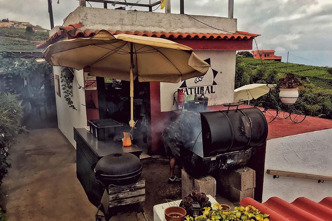 Guachinche Restaurant auf Teneriffa