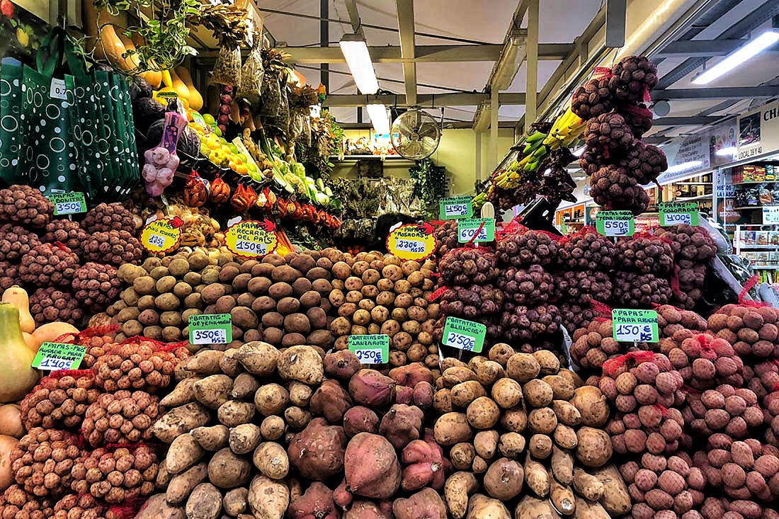 Markt auf Teneriffa