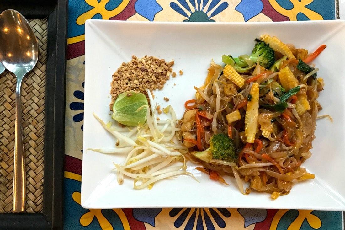 Thailand Urlaubstipps zum Essen
