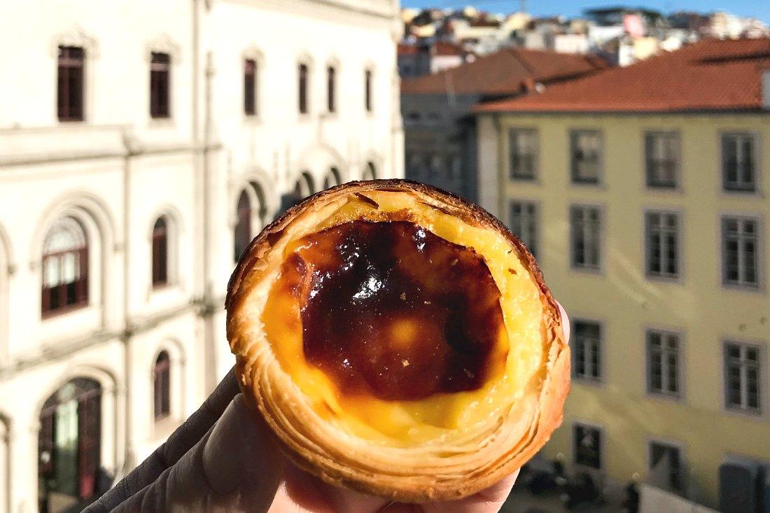 Vegetarisch und vegan reisen Lissabon Portugal