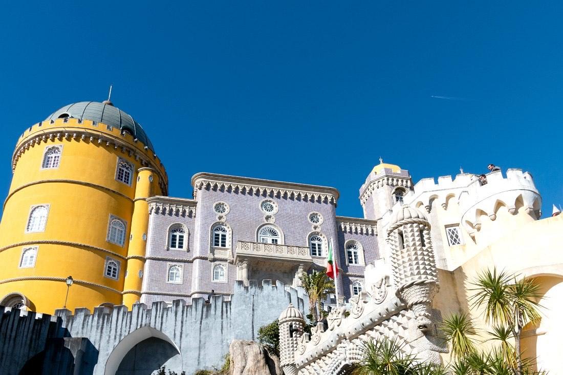 Sintra Tagesausflug ab Lissabon: Pena Palast